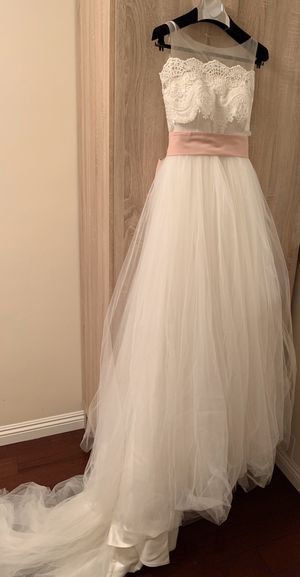Wedding or occasion custom made dress for Sale in Los Angeles, CA