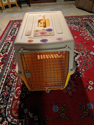 Large portable dog carrier-kennel for Sale in Howell Township, NJ