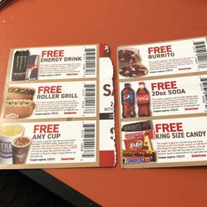 Thornton's Gas Station Coupons for Sale in Des Plaines, IL