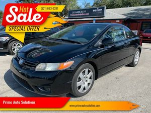 2008 Honda Civic Cpe for Sale in Orlando, FL