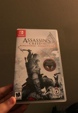 Nintendo Switch game for Sale in Hialeah, FL