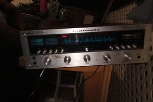 Vintage qMarantz model 2240 stereo receiver for Sale in Tacoma, WA
