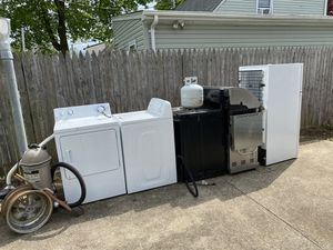 Old appliances for parts for Sale in Hicksville, NY