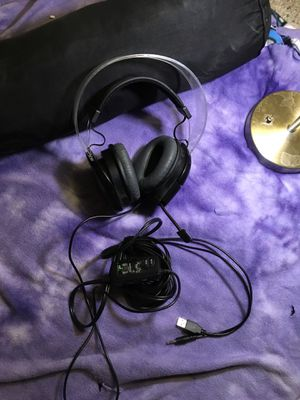 Gaming Headphones with mic. for Sale in Lakewood, CO