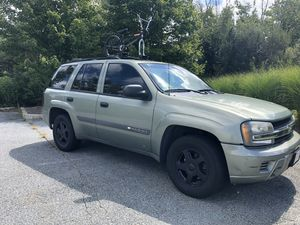 2004 Chevy trailblazer for Sale in Fall River, MA