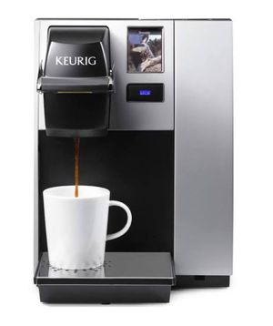 Keurig K150P Commercial Brewing System With Direct-Water-Line Plumbing installed for Sale in Los Angeles, CA