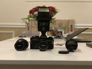 Konica Autoreflex TC - film camera for Sale in North Springfield, VA