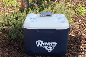 Rams cooler ice chest hielera for Sale in Moreno Valley, CA