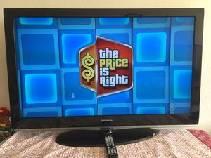 """Samsung 46"""" flat tv for Sale in Daly City, CA"""