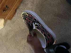 Vans Flames Size 11 for Sale in Millersville, PA
