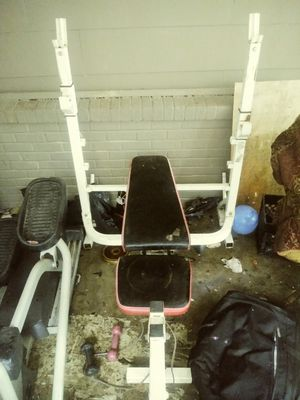 Weight Bench for Sale in Monroe, LA