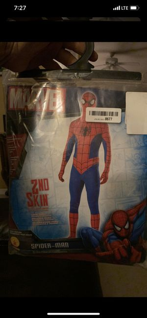 Spider Man costume for Sale in Corona, CA