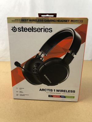 Steelseries Arctic 1 wireless gaming headset for Sale in Philadelphia, PA