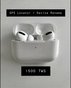 i500 TWS Wireless Headset w Charger (New Sealed) for Sale in Houston, TX