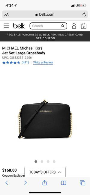 Michael kors cross body purse for Sale in Indianapolis, IN