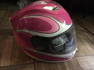 Women's motorcycle helmet for Sale in Brooklyn, NY