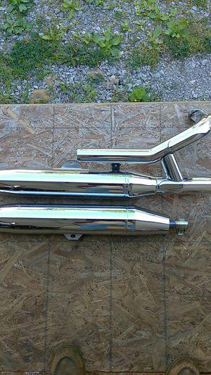 OEM pipes for 07 Yamaha 650 Vstar for Sale in Saginaw, MI