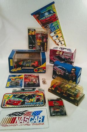 NASCAR Jeff Gordon Collection for Sale in Lake Tapps, WA