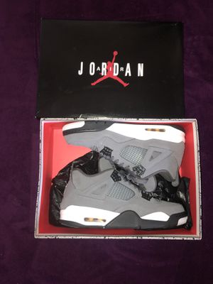 "jordan 4 ""cool grey"" for Sale in Chula Vista, CA"