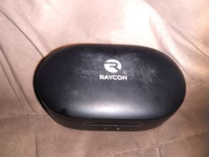 Raycon Bluetooth wireless ear bud headphones for Sale in Portland, OR