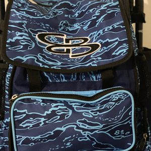 Boombah Backpack 4 Baseball Bats for Sale in Miami, FL