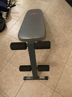 Exercise bench for Sale in Houston, TX