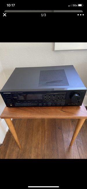 Pioneer Stereo Receiver for Sale in San Diego, CA