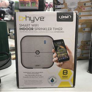 Smart Wifi Indoor Sprinkler Timer for Sale in Las Vegas, NV