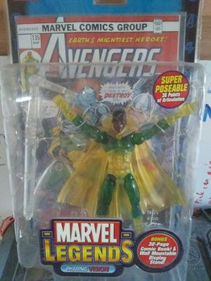 Marvel Legends Vision for Sale in San Antonio, TX