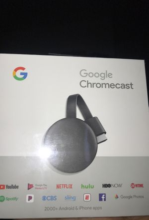 Brand new chromecast for Sale in Stockton, CA