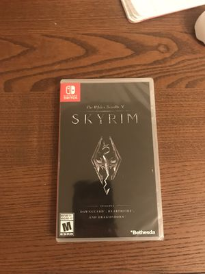 Elder Scrolls V: Skyrim Nintendo Switch for Sale in San Francisco, CA