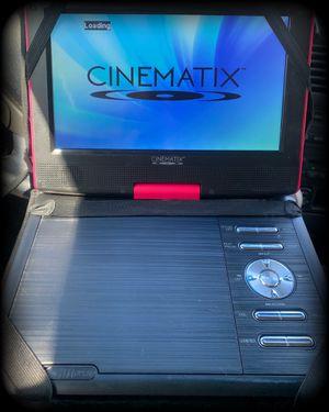 "Cinematix 9"" Portable Dvd Player for Sale in Amarillo, TX"