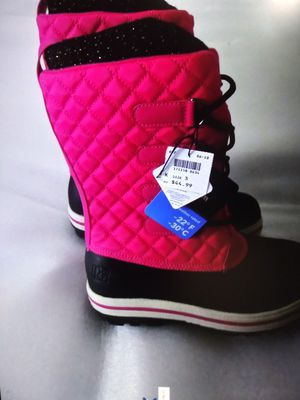 Rugged outback Girl's boots size 3 youth brand new for Sale in Renton, WA