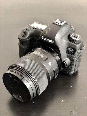 Canon 6D - Sigma 35mm 1.4 - Canon 85mm 1.8 for Sale in Orlando, FL