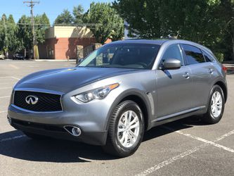 2017 Infiniti QX70 AWD for Sale in Happy Valley,  OR