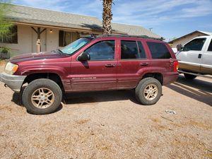 1999 jeep grand cherokee v8 100k miles for Sale in Apache Junction, AZ