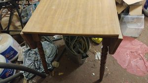 Sm kitchen table folds in for Sale in Sandy, UT