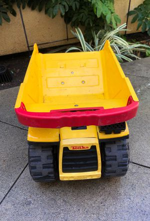 Boys TONKA toy truck. for Sale in Irvine, CA