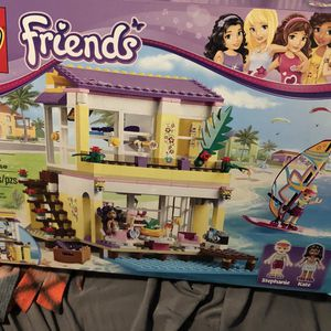 Retired LEGOS Friends Stephanies Beach House for Sale in Fort Lauderdale, FL