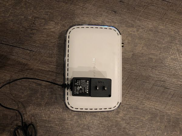 Netgear cable modem CMD31T