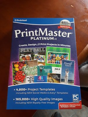 PrintMaster for Sale in PA, US