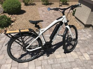 SmartMotion Pacer GT Electric bicycle for Sale in Las Vegas, NV