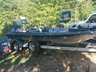 91 Ranger Bass Boat 363 v for Sale in Fredericksburg,  VA