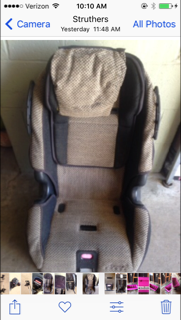 CAR Booster seat for Sale in Youngstown, OH