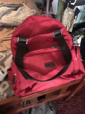 Red diaper bag for Sale in Columbus, OH