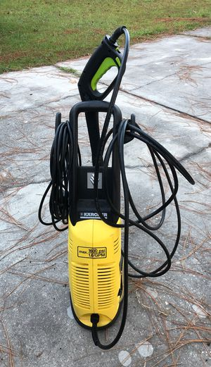 Marcher 1600 psi electric pressure washer for Sale in Brooksville, FL