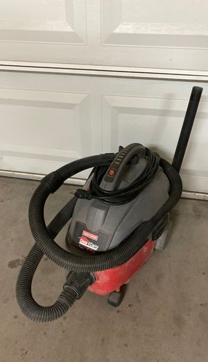 Craftsman shop vacuum for Sale in Fresno, CA