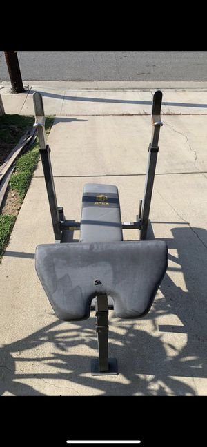 Workout bench for Sale in Glendora, CA
