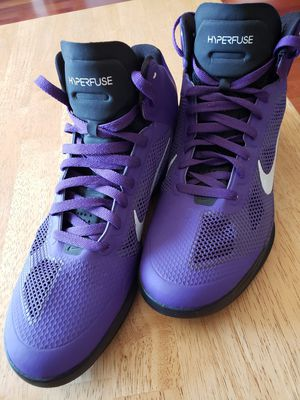 Special Nike men's shoe Hyperfuse size 11 for Sale in Gresham, OR