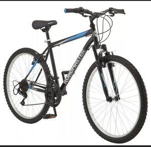 "Roadmaster Granite Peak Mountain Bike 26"" for Men - Black/Blue for Sale in Davenport, FL"